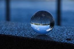 Through my crystal ball