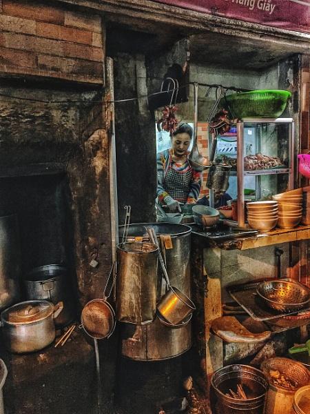 Hà Nội kitchen by Southhill