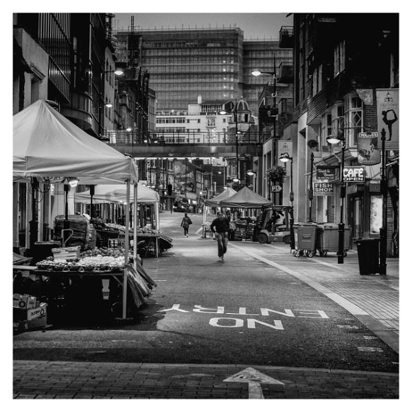 Streets Of London cover. Original image by JeffHubbardPhotography