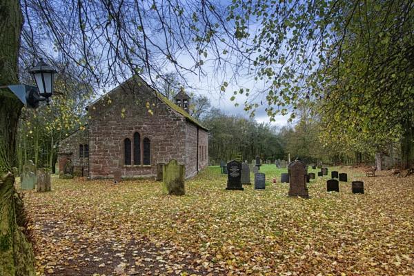 Churchyard by BillRookery