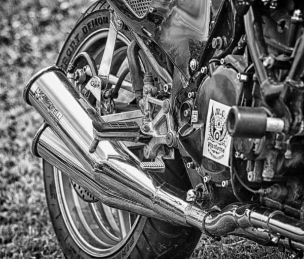 Motorbikin\' by KrazyKA