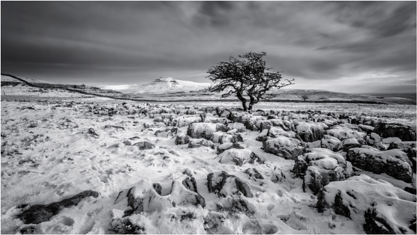 Winter On Twistleton Scar