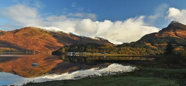 Still Morning, Loch Leven by MalcolmM