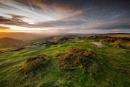 A Derbyshire Sunset by martin.w
