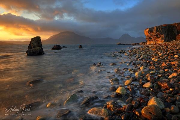 Elgol Sunset by AntonyB