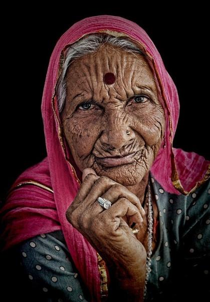 Matriarch of Jodhpur by sawsengee