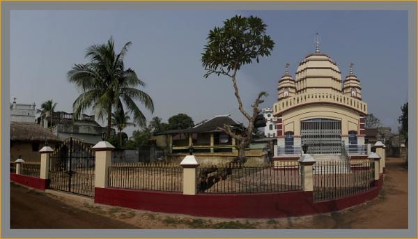 Maa Raksha Kali Mandir by prabhusinha