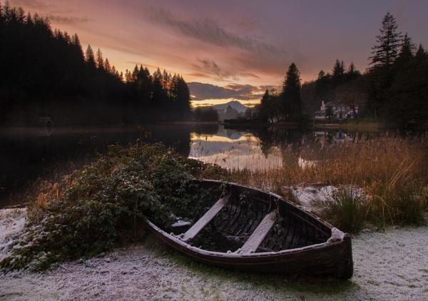 Old Boat Loch Ard by Mark_Callander