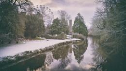 little winter in Antrim