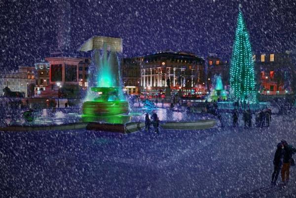 Snowy Trafalgar by sweetpea62