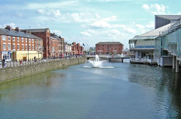 Hull Riverside. by Gypsyman