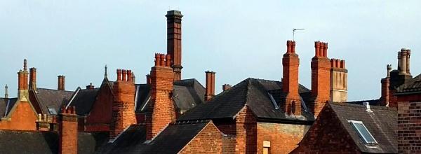Rooftops by nanpantanman