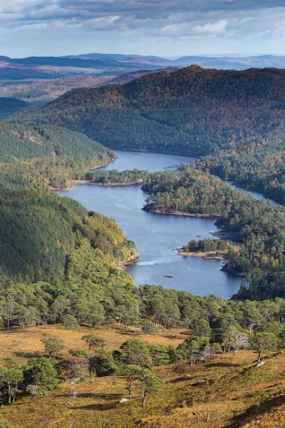 Loch Beinn a\' Mheadhoin II by CliffGreen