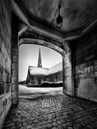 St Nicholas' Carrickfergus