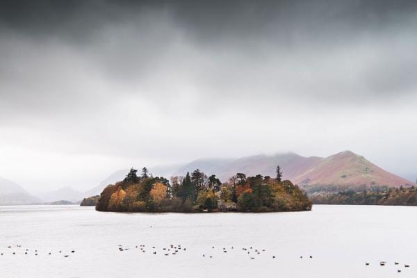 The Island by Trevhas