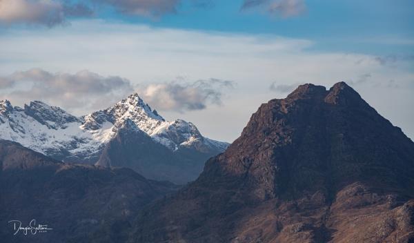 Sgurrr nan Gillean... by Scottishlandscapes