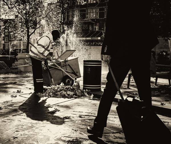 worker by mogobiker