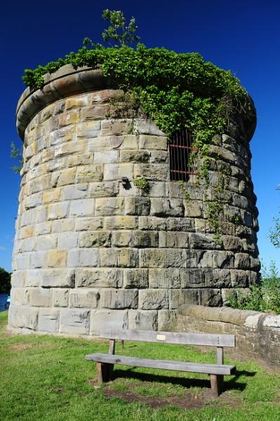 Severn Rail Bridge Swing Tower