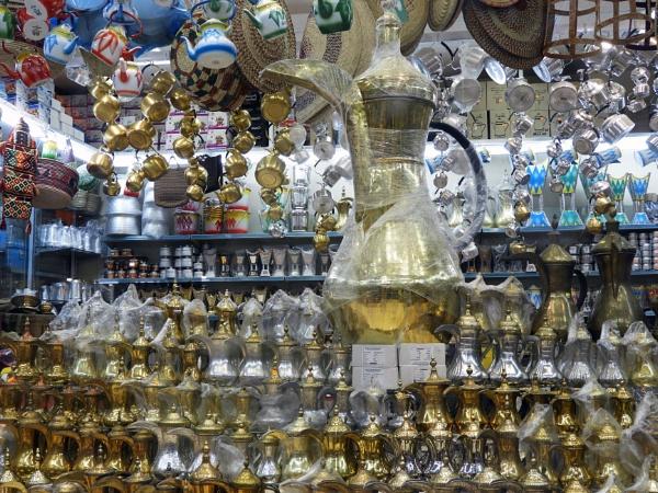 Arabic coffee pot by Savvas511