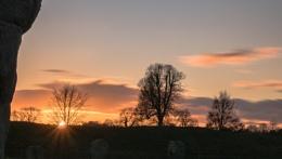 Avebury Sunset