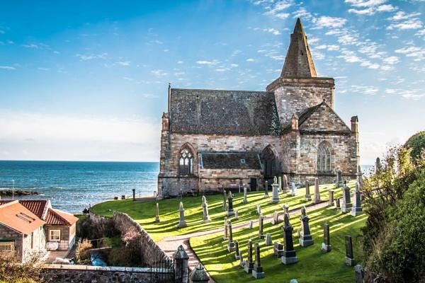 St Monans Auld Kirk by PBeaumont