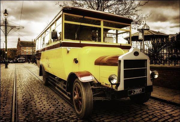 The Big Yellow Bus .