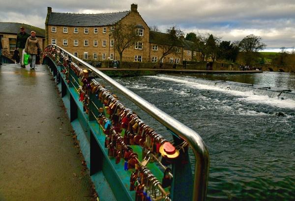Bakewell Bridge by mmart