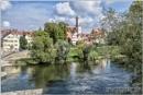 From Steinerne Brücke, Regensburg by TrevBatWCC