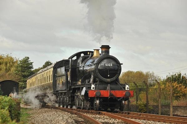 Didcot Railway by peterthowe