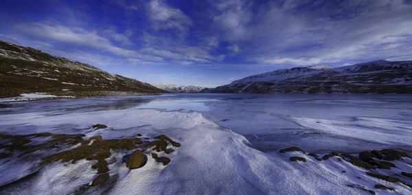Ice blue by adamsa