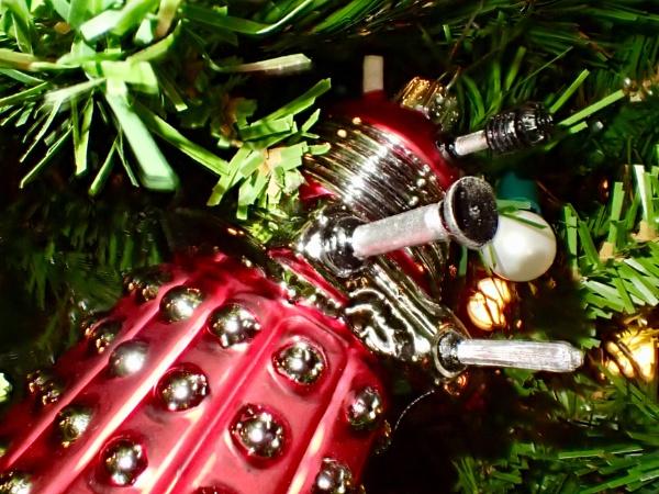 Dalek by nclark