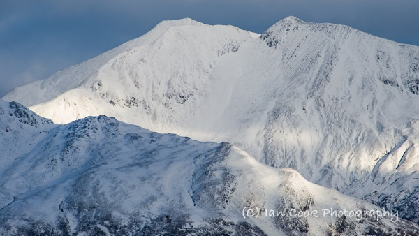 The Mamores by icphoto