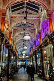 Photo : Royal Arcade London