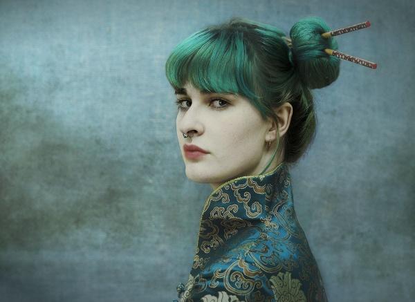 China girl by kenp666