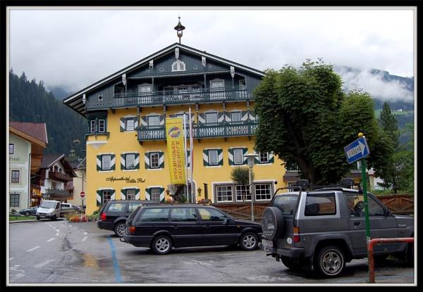 AUSTRIAN HOTEL by williamsloan