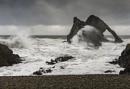 Rough seas 2 by Dallachy