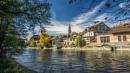 autumn day in Bern by zdumus