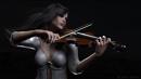 The Violin by KDC