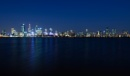 Perth skyline by ColleenA