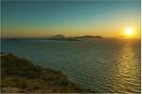 Staring at beautiful Aegean sea by GeorgePlatis