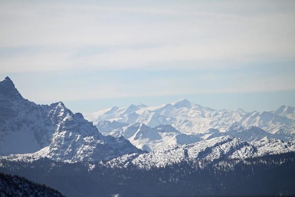 Bavarian Alps by goochian3
