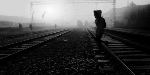 Railway III by MileJanjic