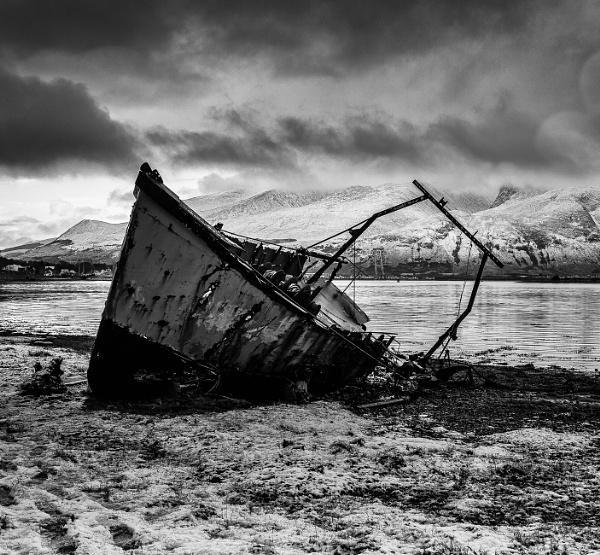 Abandoned....