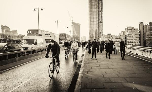 rush hours by mogobiker