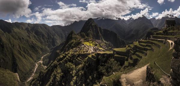 Machu Picchu by Alain