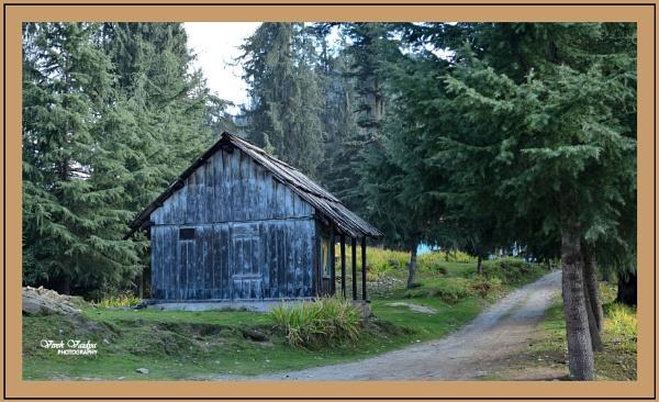 Aged Hut