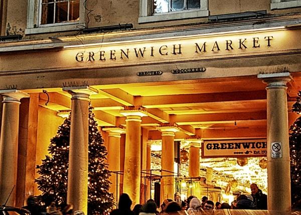 Greenwich market by KrazyKA