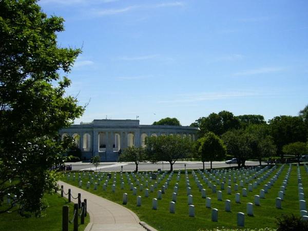 Arlington Cemetry. Washington DC by Don20