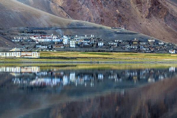 Tso Moriri in Ladakh by TOTON2017
