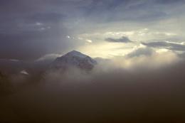 Sunrise over Meili Snowy Mountain